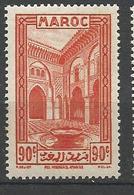 MAROC N° 142 NEUF** LUXE SANS CHARNIERE / MNH - Maroc (1891-1956)