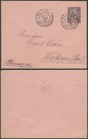 NOUVELLE CALEDONIE 1913 EP 25c De Noumea Vers Allemagne (5G) DC-1156 - Briefe U. Dokumente