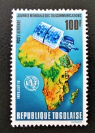 JOURNEE MONDIALE DES TELECOMS 1972 - NEUF ** - YT PA 180 - MI 928A - Togo (1960-...)