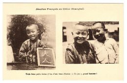 CHINE - SHANGHAÏ - Jésuites Français En Chine - Trois Bons Petits Lutins - ENFANTS - Chine