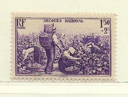 FRANCE  ( F31 - 490 )  1940  N° YVERT ET TELLIER  N° 468  N** - France
