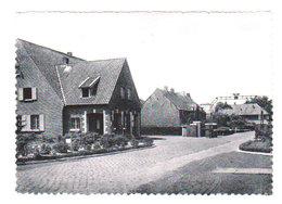 CPSM HOOGBOOM Brasschaat : Caserne : Kazerne BAUWIN : Entrée Et Corps De Garde - Brasschaat