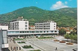 YOUGOSLAVIE - VUE DE TETOBO - VOIR VIGNETTE TIMBRE POSTALE AU VERSO - Yougoslavie