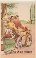 Bonjour De Wavre , ( Moto , Motocyclette ) - Wavre
