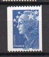 - FRANCE Variété N° 4188c - (TVP) Bleu Roulette Marianne De Beaujard 2008 - PLI ACCORDÉON - Cote 80 EUR - - Variétés: 2000-09 Neufs