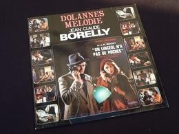 """Vinyle 33 Tours Bande Originale Du Film De J.P Mocky  """" Un Linceul N' A Pas De Poches """" Dolannes Mélodie Jean Claude Bor - Vinyl Records"""