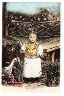 CHINE - Mission Des Jésuites - Enfant Chinois - Chinese Child - COSTUME - Chine