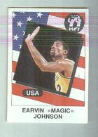 EARVIN MAGIC JOHNSON...PALLACANESTRO....VOLLEY BALL...BASKET - Trading Cards