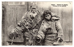 CHINE - Mission Des Jésuites - Mendiant Et Son Petit-fils - Chine