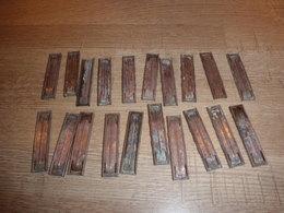 Lot De 20 Lames Chargeurs Mauser Ww1 - 1914-18