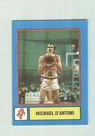 MICHEAL D'ANTONI....PALLACANESTRO....VOLLEY BALL...BASKET - Trading Cards