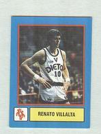 RENATO VILLALTA......PALLACANESTRO....VOLLEY BALL...BASKET - Trading Cards