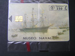 SPAIN MUSEO NAVAL Tiraz 5000  MIND.. - Espagne