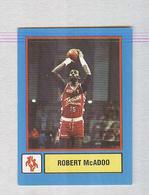 ROBERT MCADOO......PALLACANESTRO....VOLLEY BALL...BASKET - Trading Cards