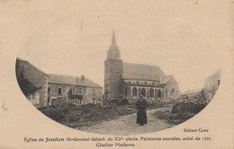 08 Eglise De JANDUN - France
