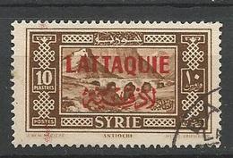 LATTAQUIE N° 4 OBL TB - Lattaquié (1931-1933)