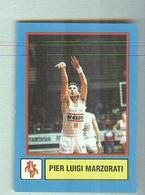 PIER LUIGI MARZORATI......PALLACANESTRO....VOLLEY BALL...BASKET - Trading Cards