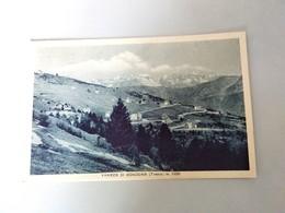 CARTOLINA VANEZE DI BONDONE - Trento