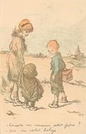 """POULBOT  """"  PETITS  FRANçAIS  """"  N°  55  """"  Encore Un Petit Frère  """"  . - Poulbot, F."""