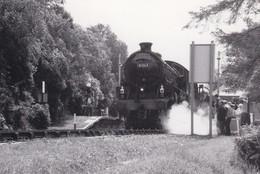 Stoomlok Jacobite At Glenfinnan Station - Eisenbahnen