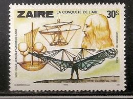 ZAIRE NEUF SANS TRACE DE CHARNIERE - Zaïre