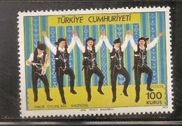 TURQUIE  NEUF SANS TRACE DE CHARNIERE - Turquie