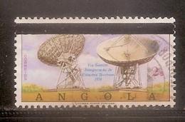 ANGOLA OBLITERE - Angola