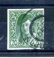 1913 BOSNIA GIORNALI N.4 USATO - Oriente Austriaco