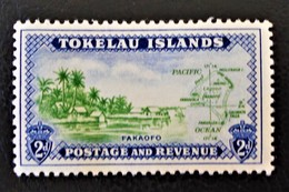 FAKAOFO 1948 - NEUF * - YT 3 - MI 3 - Tokelau