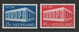 MiNr. 920 - 921  Niederlande /  1969, 28. April. Europa. - 1949-1980 (Juliana)
