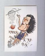 DINO MENEGHIN ...IGNIS VARESE...NAZIONALE...PALLACANESTRO..VOLLEY BALL - Trading Cards