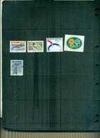 FINLANDE-AUTRICHE-TCHECOSLOVAQUIE-CROATIEJ.O. BARCELONE-ALBERTVILLE 5 VAL NEUFS A PARTIR DE 0.60 EUROS - Ete 1992: Barcelone