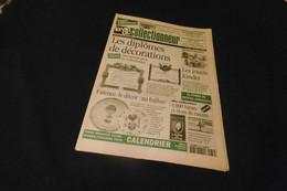 LA VIE DU COLLECTIONNEUR N° 88 16 JUIN 93 DIPLOMES DE DECORATION FAIENCE AU BALLON JOUETS KINDER  ACHAT IMMEDIAT - Brocantes & Collections