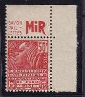 PUBLICITE: FEMME DE FACHI 50C ROUGE MIR-savon Paillettes Mir H ACCP 685** - Publicités