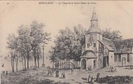 CPA Honfleur 14 Calvados France - Chapelle Notre-Dame-de-Grâce - État TB - 2 Scans - Honfleur