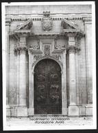 Italia/Italie/Italy: Portale Chiesa Di Avola, église Portail D'Avola, Portal Church Of Avola - Chiese E Cattedrali