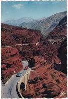 Gorges De Daluis: CITROËN 2CV, SIMCA ARONDE - Route Des Grandes-Alpes - Toerisme
