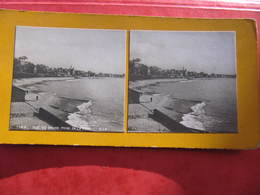 Photo Stereoscopique - LE HAVRE - VUE PRISE DE LA HEVE - Fin XIX°- Début XX° - Photos Stéréoscopiques