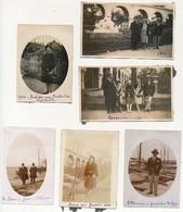 Lot De 15 Photographies MARSEILLE Années 30 Format 9 Cm X 6,5 Cm Environ - Lieux