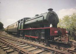 Stoomlok Saddle Tank Lok - Trains