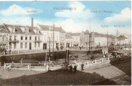 Place De L Ecluse - Willebroek
