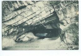 Couvin Entrée Des Grottes De L'Abîme - Couvin