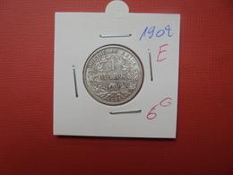 DEUTSCHES REICH 1 MARK ARGENT 1902 E - [ 2] 1871-1918 : Empire Allemand