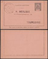 COTE D IVOIRE 1893 EP25c  (5G) DC-1169 - Côte-d'Ivoire (1892-1944)