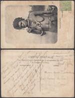 """Nouvelle-Calédonie 1909 - CP """" Popinée De Pouébo """" (5G) DC1145 - Nouvelle-Calédonie"""