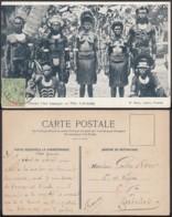 """Nouvelle-Calédonie 1908 - CP """" Grand Chef Canaque En Nlle.Calédonie """" (5G) DC1146 - Nouvelle-Calédonie"""