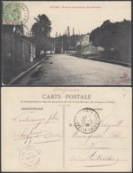 """Nouvelle-Calédonie 1906 - CP Nouméa """" Entrée Du Gouvernement, Rue Sébastropol """" (5G) DC1148 - Nouvelle-Calédonie"""