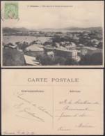 """Nouvelle-Calédonie 1907 - CP Nouméa """" Ville, Baie De La Moselle Et Grande Rade """" (5G) DC1152 - Nouvelle-Calédonie"""