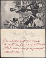 """Nouvelle-Calédonie 1905 - CP """" Femmes Indigènes """" (5G) DC1155 - Nouvelle-Calédonie"""