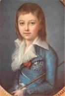 Histoire - Peinture - Portrait - Louis XVII Fils Du Roi De France Louis XVI De France Peint Par A Kucharski - Voir Scans - Histoire